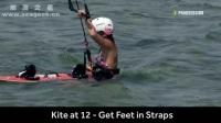 引领水上运动-千万风筝冲浪达人共演海上秀-风筝冲浪C109