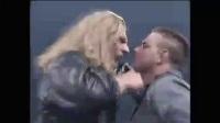 WWE巨石强森rock的十大精彩绝杀