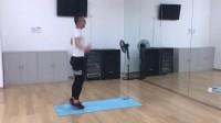 适合学生党/上班族/健身小白的运动训练计划、一个瑜伽垫的空间~~我的声音第一次出镜好紧张~~