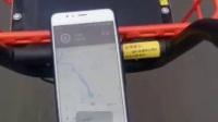 小幸创意骑行手机壳市区骑行测试视频