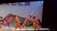 2017.07.20.回龙观北店多彩舞蹈队在北京剧院演出《亲圪蛋下河洗衣裳》.