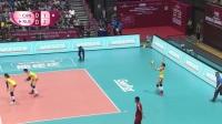 2017世界女排大奖赛香港站中国vs俄罗斯比赛录像