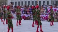 财政小区广场舞比赛获奖节目——《当兵就是帅》《兄妹来当兵》