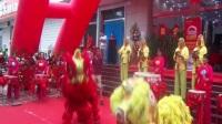 遵化开心广场舞,庆祝日立变频中央空调遵化店开业大吉,生意兴隆财源滚滚。