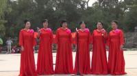 太原市北宫花园音乐模特表演实况