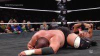 WWE萨摩亚 - NXT接管大赛2016: 萨摩亚乔VS中邑真辅集