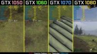 包含优酷认定不和谐游戏等帧数对比测试GTX1050Ti vs 1060 vs 1070 vs. 1080