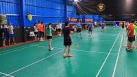 华中师大羽毛球比赛2