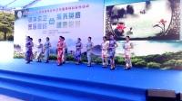 番禺区2017年国家基本公共卫生服务项目宣传活动表演之旗袍秀