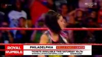 WWE RAW 2017.07.24 No #1 Contender Match:Bayley vs Sasha Ba