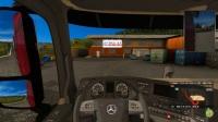 【萝卜原创——欧洲安全行车记】欧洲卡车模拟2实况解说:多特蒙德—不莱梅运输木屑板,运输五分钟,倒车两小时
