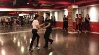 杭州周宁舞蹈工作室20170713SALSA初级花样1