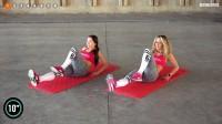 比仰卧起坐更容易更燃脂的减肥瘦腰运动, 没有之一