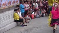 中国邮政浑源分公司  幸福生活在三晋广场舞大赛   健身气功一队