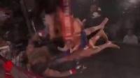 MMA,UFC赛场上的装逼不成系列