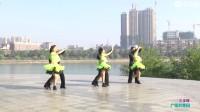广场水兵交谊舞 红山果 表演