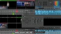 NSCaster 2D 3D 虚拟场景展示