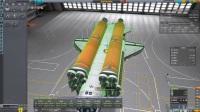 【坎巴拉太空计划】星辰号空间站建设篇2——指令舱