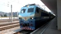 2017.7.28 SS80002牵引K6532次列车韶关东站发车