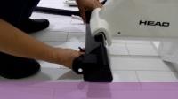 HEADFITNESS_5100E椭圆机安装视频
