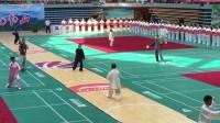 凤凰山杯辽宁省国际武术比赛开幕式关思鹏表演吴式太极快拳