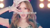 那些被人们熟知的韩流歌曲 饭制版-BigBang-少女时代-韩国群星-防弹少年团-Red Velvet