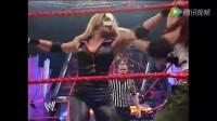 WWE女子冠军争夺赛!丽塔VS崔西·斯特拉特丝