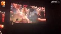 """20170729 罗志祥广州《疯狂世界》演唱会""""朱碧石""""特别前来站台"""