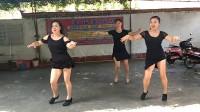 徐闻县黄时建老师拉丁舞培训基地学员演示拉丁单人恰恰舞VID20170730103704