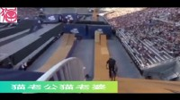 外国人玩速度, 连滑板车都被跑出激情 太刺激