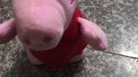购买的瑕疵小猪佩奇,无法像卖家介绍的可以行走
