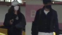 赵丽颖穿情侣装与豪车神秘男约会被偷拍车主人是冯绍峰