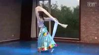 郭老师最新幼儿园老师舞蹈藏族女子独舞《卓玛》__表演-中央民族大学纯舞蹈_标清_标清