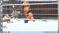 WWE2K15自导剧情(1191)新女子冠军