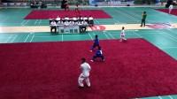 学生吕冠庭7岁,参赛项目少林拳,荣获辽宁省凤凰山杯国际武术大赛二等奖🥈