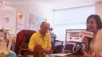 洛杉矶名人智跑世界主席 叶国安先生~以跑会友 智跑世界 ,马拉松大数据的服务平台 ,宗旨是为 马拉松爱好者们 ,免费提供准确完善的个人赛事成绩科学比赛训练分析
