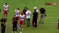 2017赛季德国美式橄榄球联盟Berlin Rebels vs New Yorker Lions