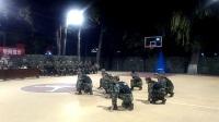 太原市政府武警大队 二中队 八一慰问演出