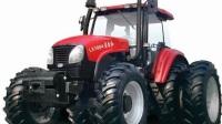 东方红LX1804拖拉机,国产大马力拖拉机的翘楚