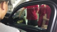 黑克膜业 汽车贴膜奔驰侧挡玻璃膜贴法教学视频