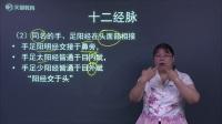 文都教育2017中西医执业医师冲刺串讲--针灸学(刘明磊)