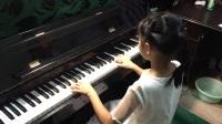三级钢琴考试的前一个晚上
