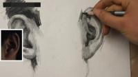 色彩搭配原理与技巧结构素描_素描肖像_动物素描画素描静物书法