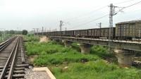 【建军节】HXD3B 0429牵引41102次(摘挂列车)通过锦葫路立交桥