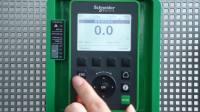 施耐德电气:变频器及软启器-ATV630/ATV930-中文控制面板-ATV630变频器面板监视和更改语言操作