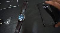保时捷版华为 Porche Design Smartwatch手表连接手机