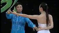 杨艺交谊舞《三步踩》 广场舞教学   (丹凤梅花)2-01_标清_标清(一)