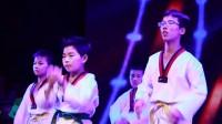 《跆拳道》绥德县艺海国际少儿教育中心选送