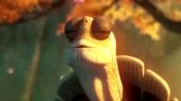 《功夫熊猫3》天煞与乌龟大侠对打