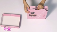 卡通零食抽屉式礼品袋盒长方形回礼礼物包装礼盒安装方法